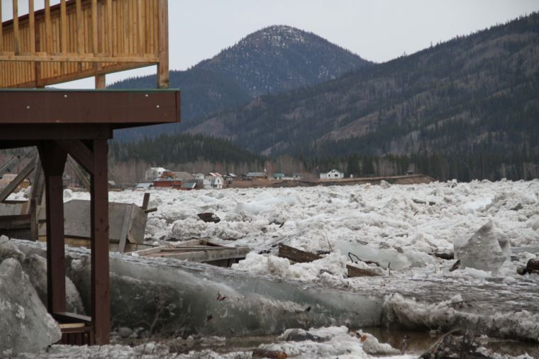 Updated Rebuild Alaskan Homes Affected By The Yukon River