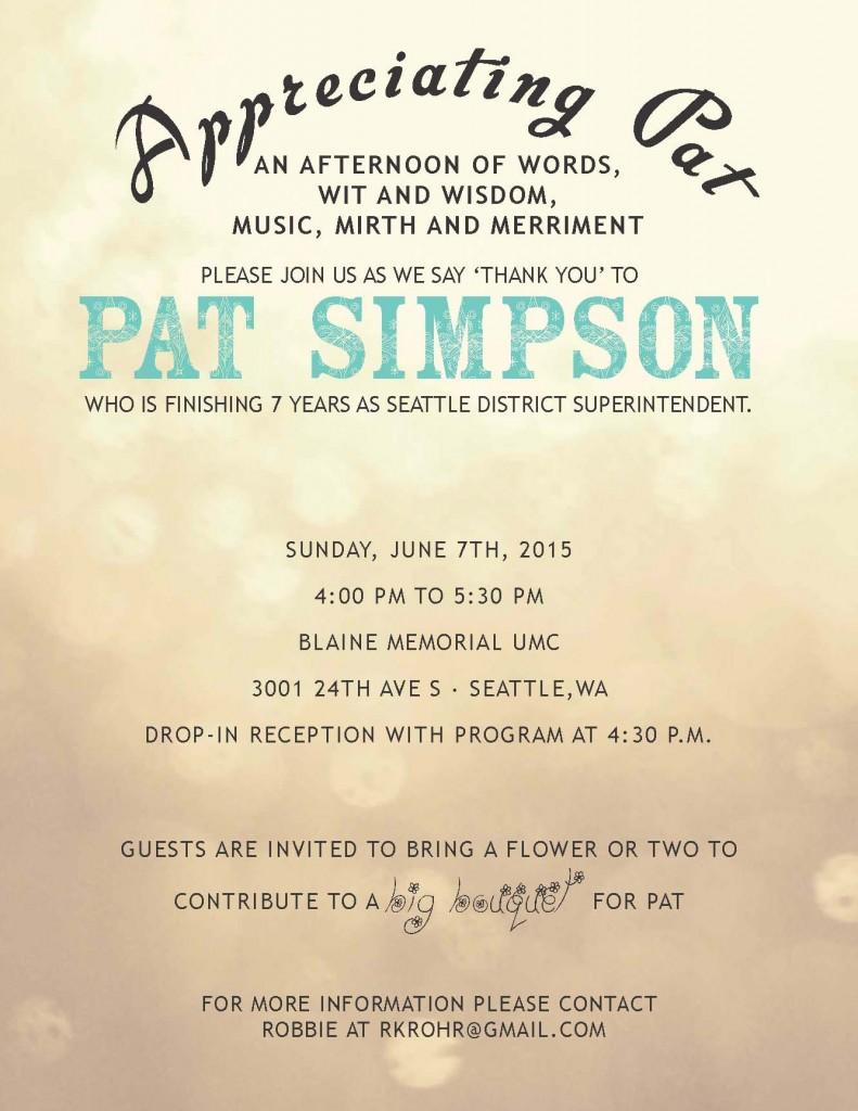 Pat Retirement  - final draft -  2015